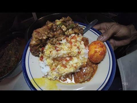 Jakarta Street Food 2117 Part.1 Brebes Complete Rice Nasi Mobil AW Brebes YDXJ0026