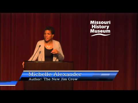Michelle Alexander at the Missouri History Museum