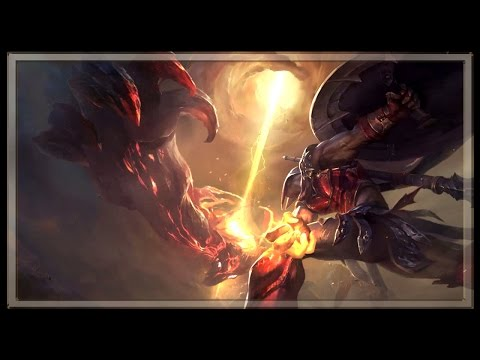 Season 5 2015 Login Screen With Music - League Of Legends