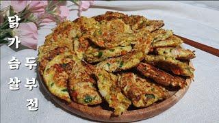 [ENG]chicken breast tofu panca…