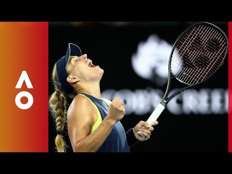 Champion v champion: Kerber trumps Sharapova | Australian Open 2018