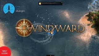 WINDWARD - PART 1 - STARTING OUT - Let