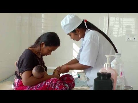 Cambodia: Receiving Free Health Care in Preah Vihear