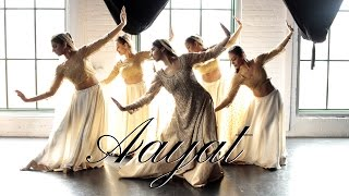 Aayat Dance | Bajirao Mastani | Bollywood Classical Choreography by Shereen Ladha | Chandan Fashion