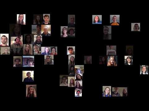 "Eastern Mennonite School Virtual Choir: ""Don't Be Afraid"""