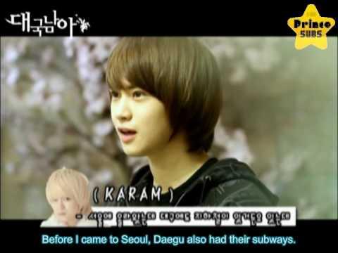 [HQ][Eng] DaeGukNamAh's Introducing Karam