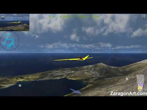 Model flight simulation - Originally twitch broadcast 15 February 2018
