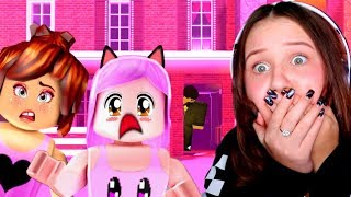 My BFF & I Found A CREEPY MANSION And You Won't Believe What We Found... (Roblox)