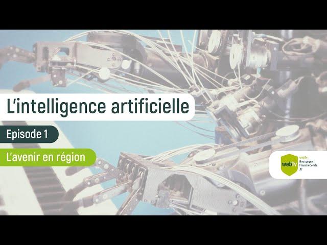 L'intelligence artificielle avec Jérôme Bonaldi épisode #1