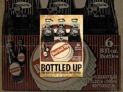 Bottled Up: The Battle Over Dublin Dr. Pepper