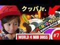 マリオ+ラビッツ キングダムバトル [Part 7] WORLD 4 クッパ Jr. BATTLE