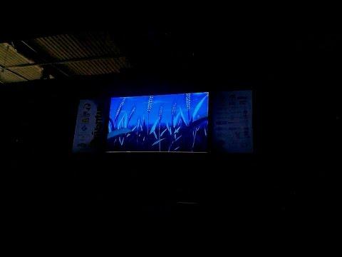 Aniventure 2015 ( Sofia ) - Amv contest  - Amish Paradise ( unedited cam video )