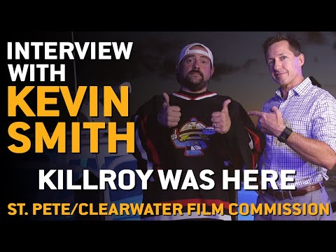 Kevin Smith  New Horror Film