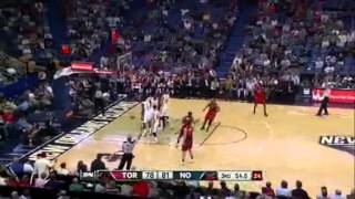 Toronto Raptors vs New Orleans Pelicans  March 19, 2014
