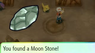 Pokemon Lets Go Pikachu and Eevee - How To Get Moon Stone
