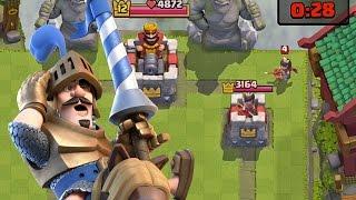 Clash Royale - Level 12 BEATDOWNS!