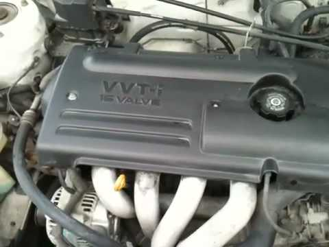 2000 toyota corolla engine diagram 2000 toyota corolla le  engine compartment  youtube  2000 toyota corolla le  engine