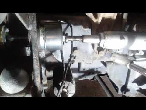 Замена сайлентблоков передней подвески Iveco Daily