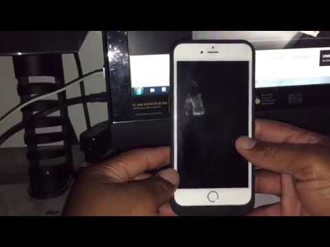 EXTERNAL BATTERY CASE REVIEW IPHONE 6 PLUS