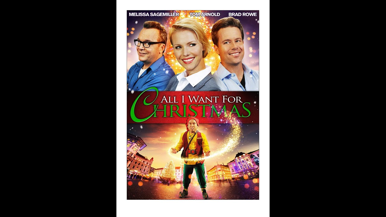 All I Want For Christmas (official trailer)