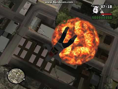 Gta san Thả Bom Nguyên tử