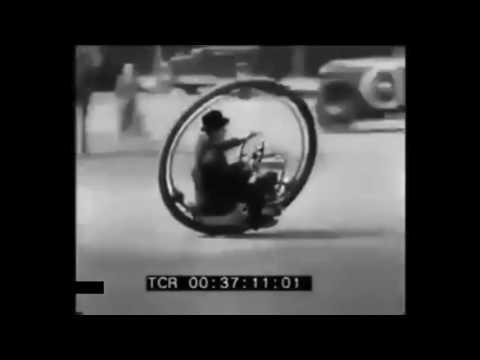 La moto magnetica de Nikola Tesla (Archivo Desclasificado-Invento)