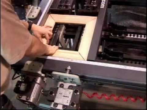 Doucet Rdm And Sdm Cabinet Door Assembly Machines Akhurst