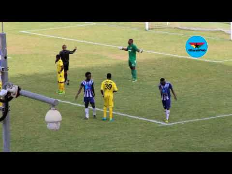 GPL Match day 29: Great Olympics 1-0 Ashanti Gold - Highlights