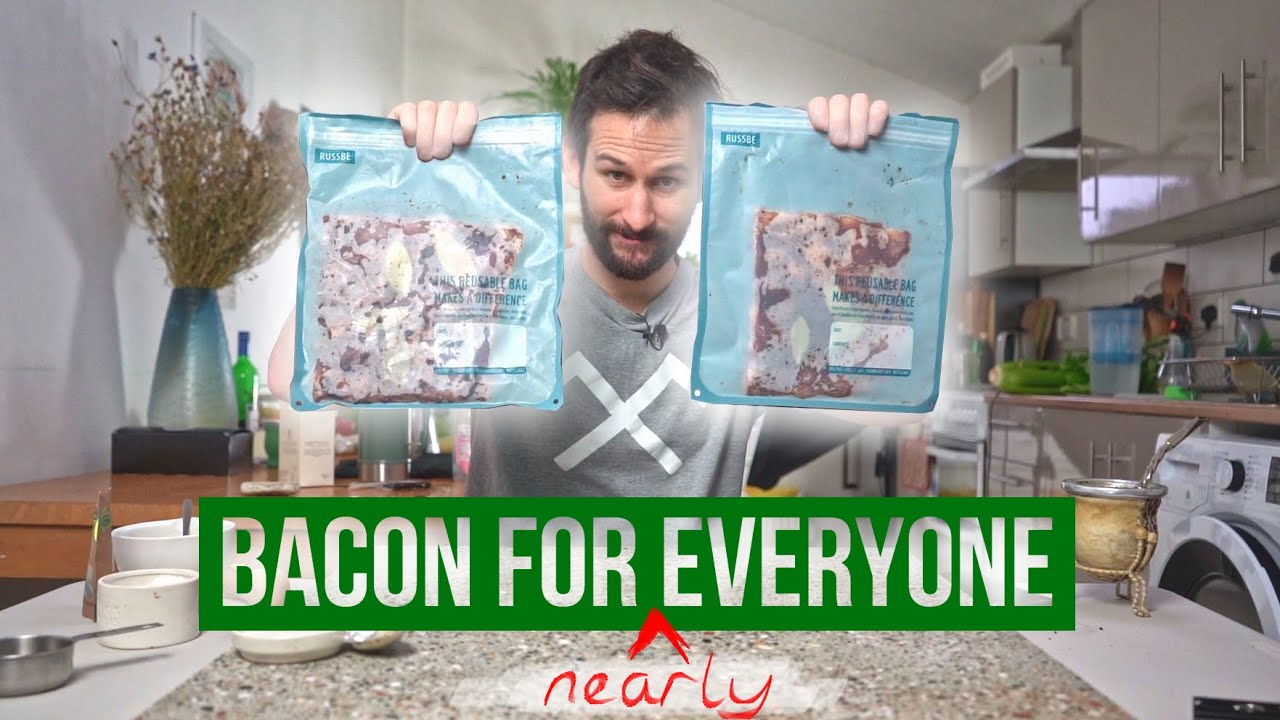 Making Lamb Bacon: A Bacon For (Almost) Everyone - We'll See How We Go