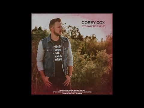 Corey Cox Strawberry Wine
