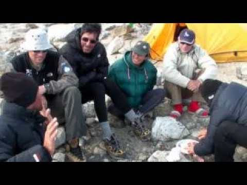 Expedition to Lobuche East and West