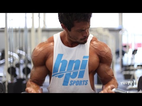 Tyrone Bell Learn How To Strengthen Mind Muscle Connection