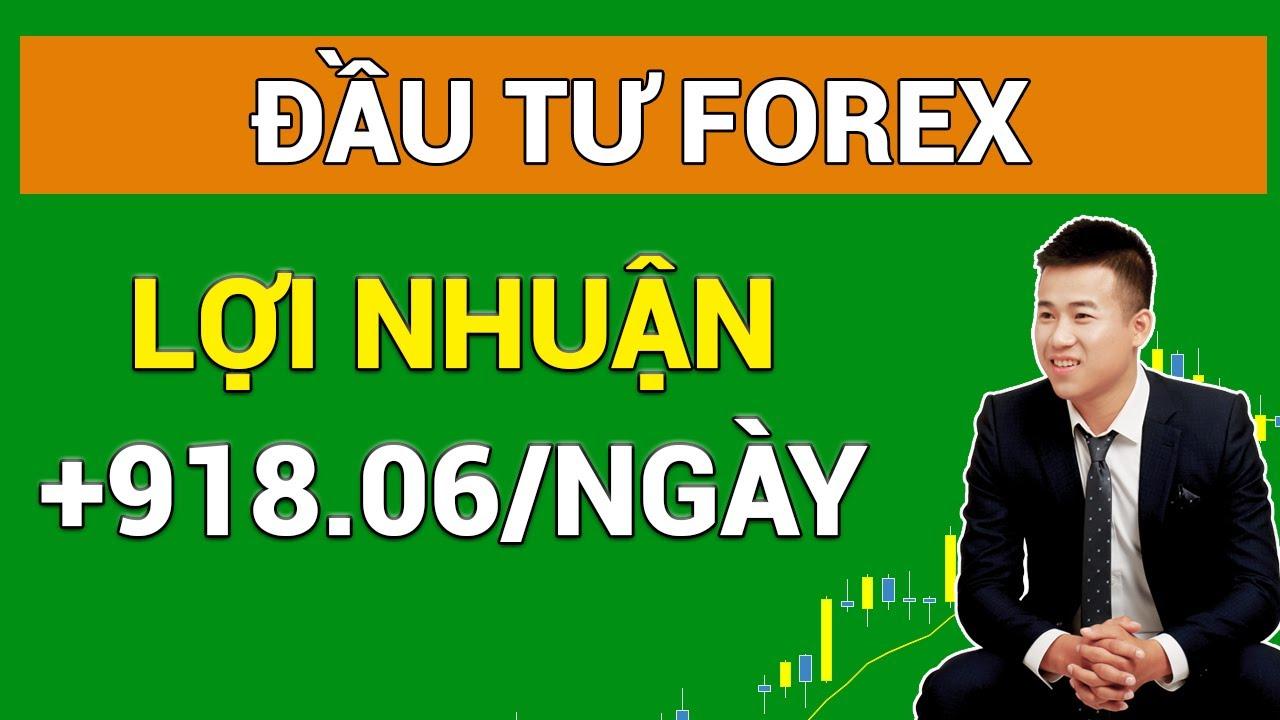 Đầu tư forex kiếm 20 triệu/ngày? trader kiếm tiền online mọi lúc mọi nơi trên thị trường forex