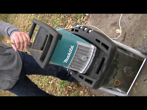 garden shredder bosch 2500hp atx doovi. Black Bedroom Furniture Sets. Home Design Ideas