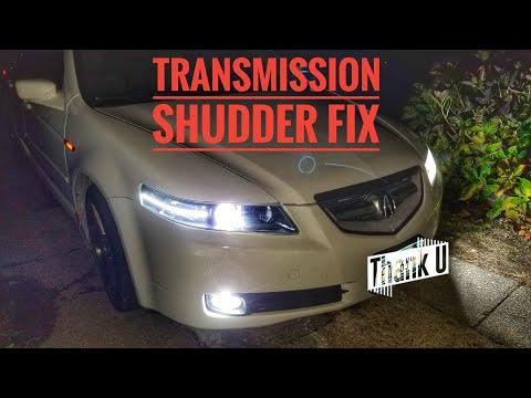 HOW TO FIX TRANSMISSION SHUDDER TUTORIAL