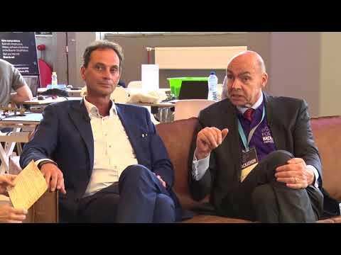 Laurens Schrijnen, RWS - SMASH! & Rob Scheepbouwer, Port of Rotterdam #WPH2017