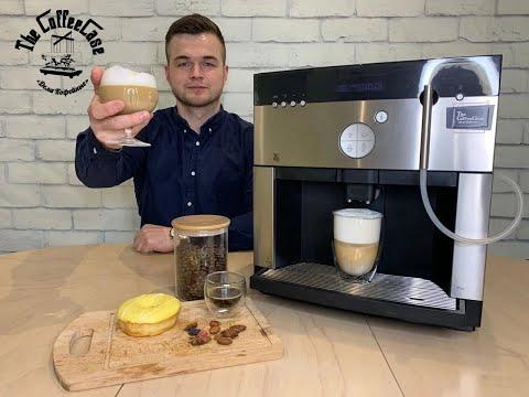 Видео обзор кофемашины WMF 1000 S