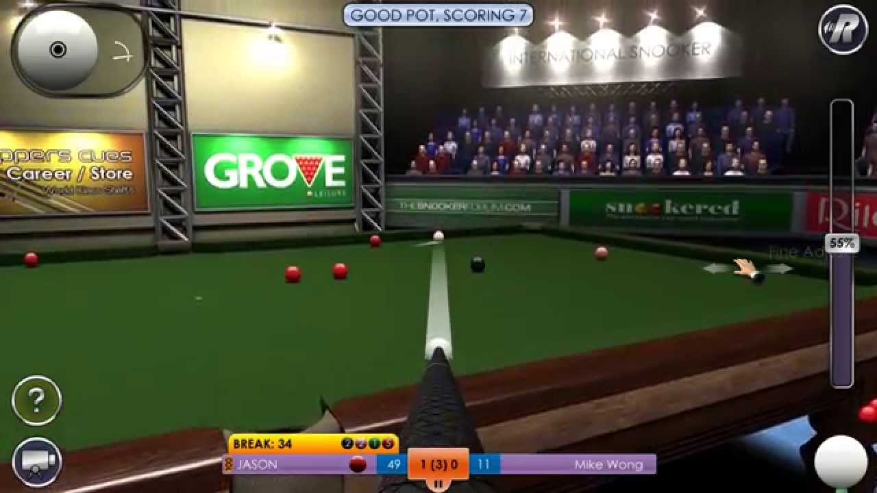 Snooker PC Games - Ocean of Games