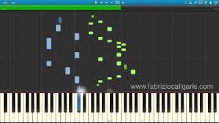 """Take The """"A"""" Train - Piano Tutorial - PDF - MIDI"""