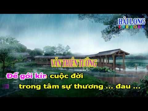 KARAOKE ĐỪNG HẸN MƯA NGÂU SONG CA.
