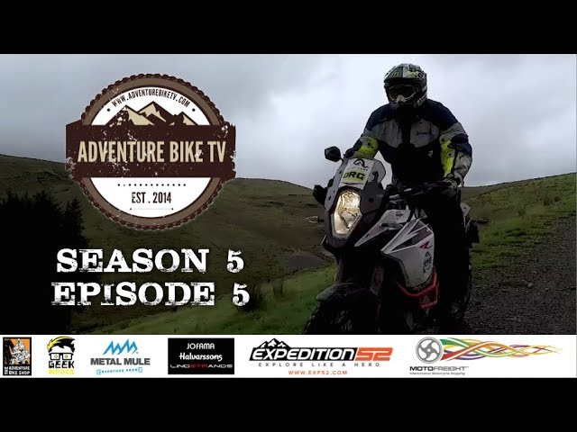 Adventure Bike TV, Season 5, Episode 5