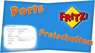 Ports Freischalten und IṖ umwandeln | Minecraft | Fritzbox | Tutorial | Deutsch/German