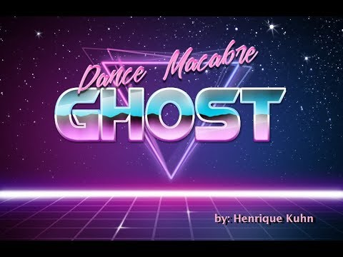 Ghost - Dance Macabre (80's Synthwave Cover)