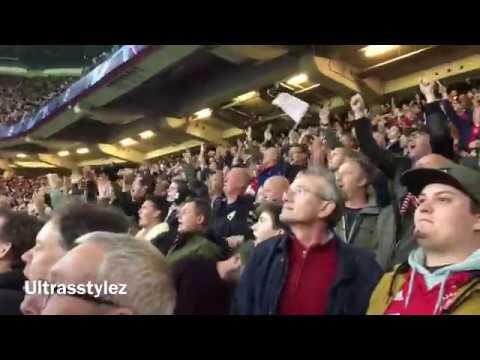 Sfeer Tijdens Ajax-Benfica (1-0)