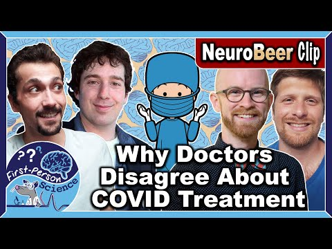 COVID19: The Scientific Method In Real Time, Media & Science-Public Relationships || NeuroBeer Clips