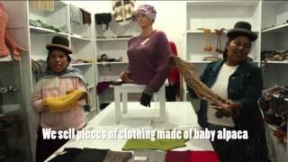 Tienda de artesanas