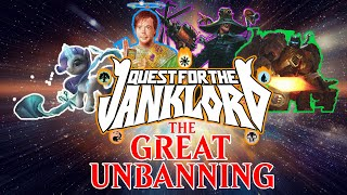 QUEST FOR THE JANKLORD The Great Unbanning   Jank EDH Commander Gameplay