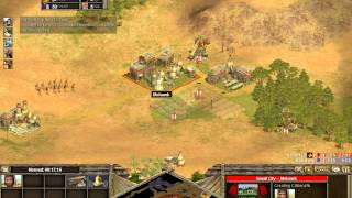 Rise of Nations Thrones and Patriots Online game