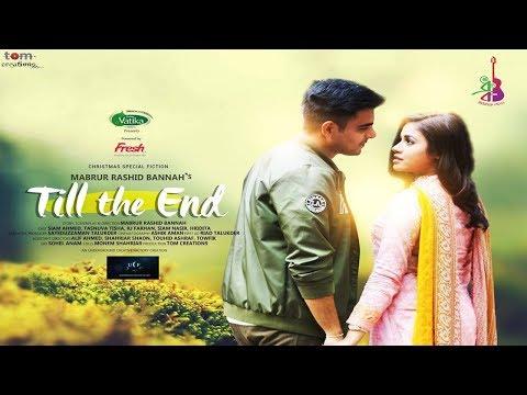 Till The End | Siam Ahmed & Tasnuva Tisha | Valentines Day Natok 2019