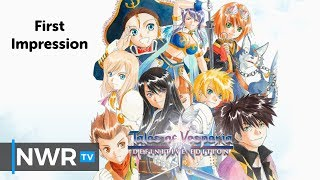 Tales of Vesperia (Switch) First Impressions